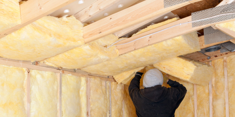 Roof Insulation in Wilmington, North Carolina